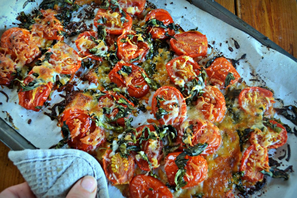Oven Roasted Tomatoes6