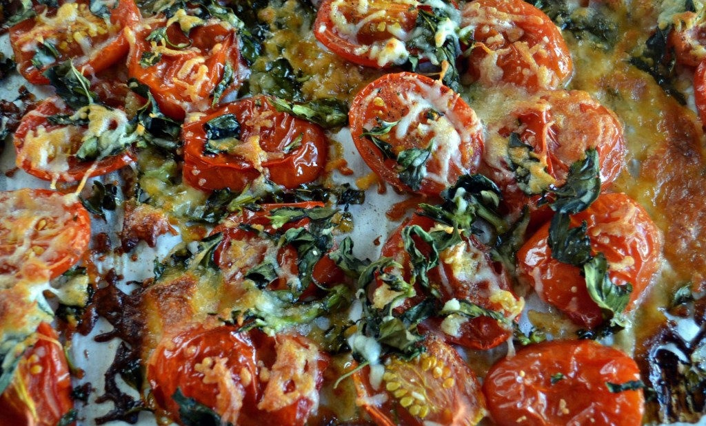 Oven Roasted Tomatoes7