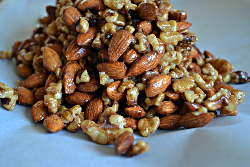 Roasted Pumpkin Spice Nuts4