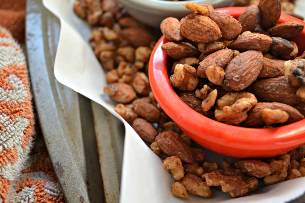 Roasted Pumpkin Spice Nuts6