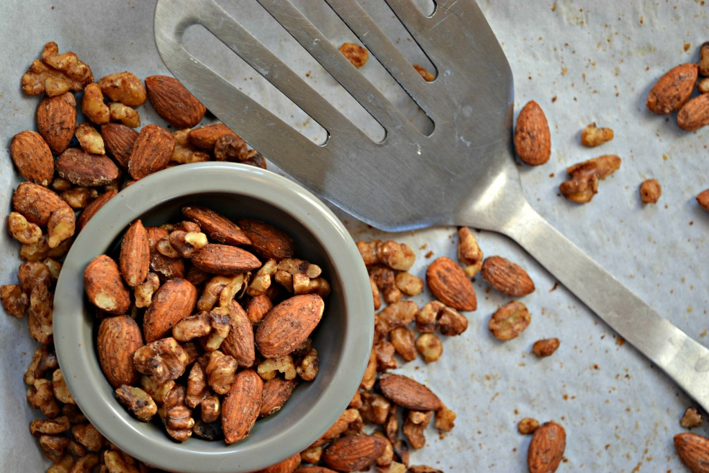 Roasted Pumpkin Spice Nuts7