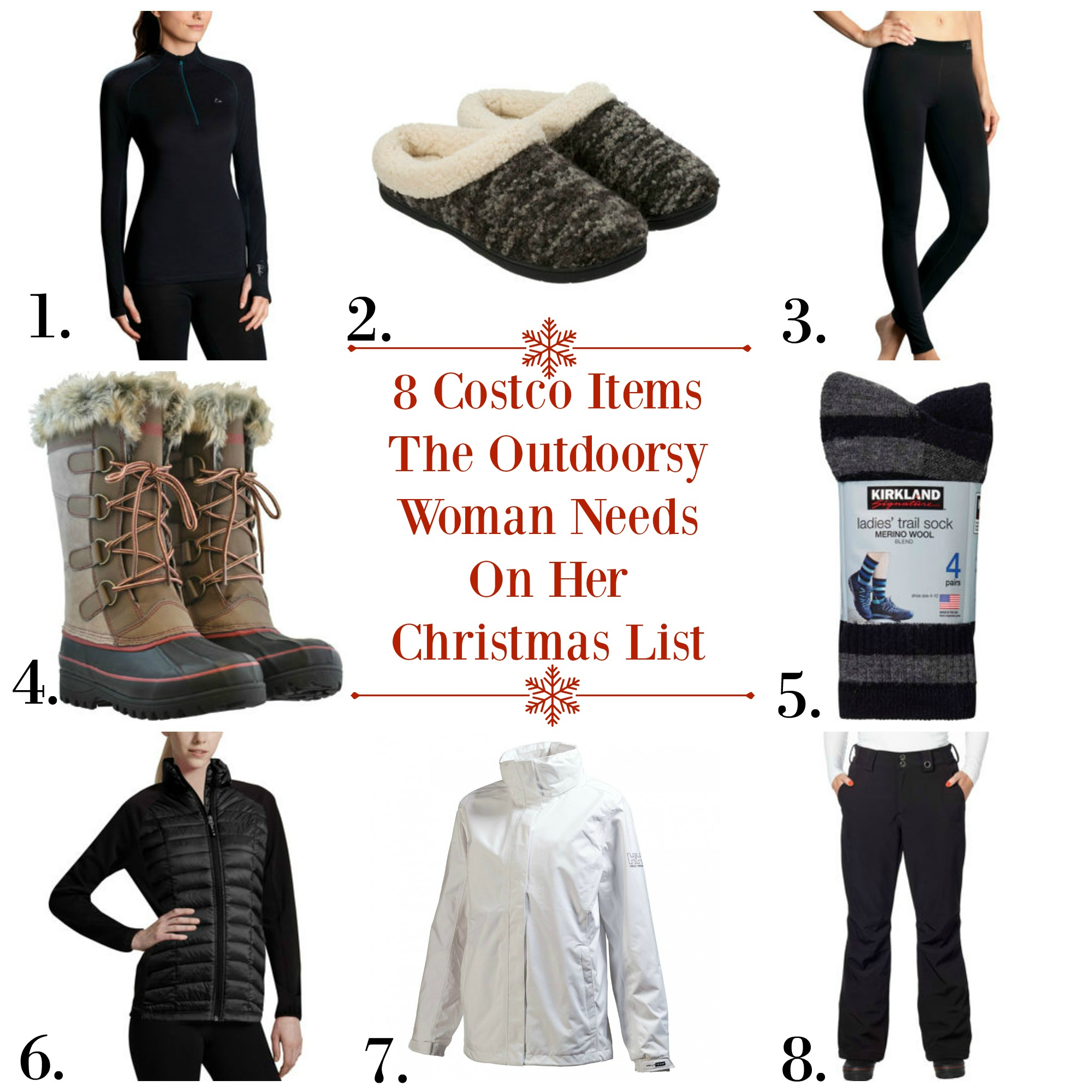 8 Costco Items the Outdoorsy Woman Needs on Her Christmas List ...