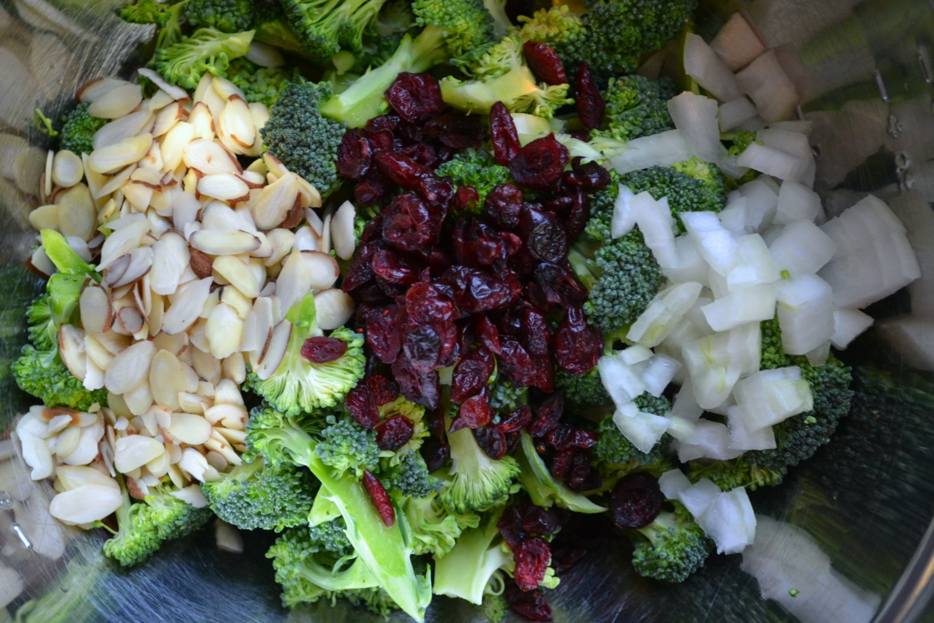 how to prepare broccoli salad