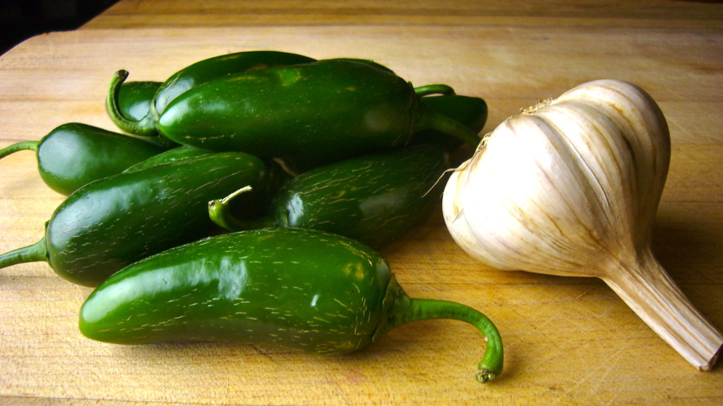 Jalapeno Garlic
