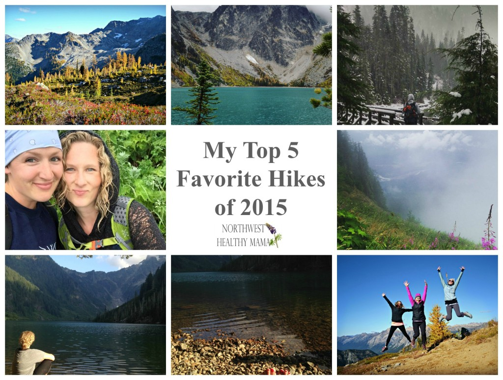 My Top 5 Favorite Hikes of 2015