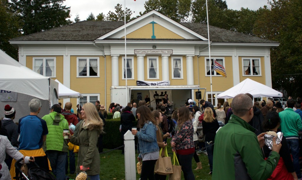 Fort_Langley_Community_Hall