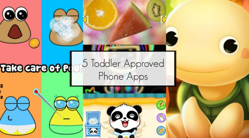 5 toddler approved apps