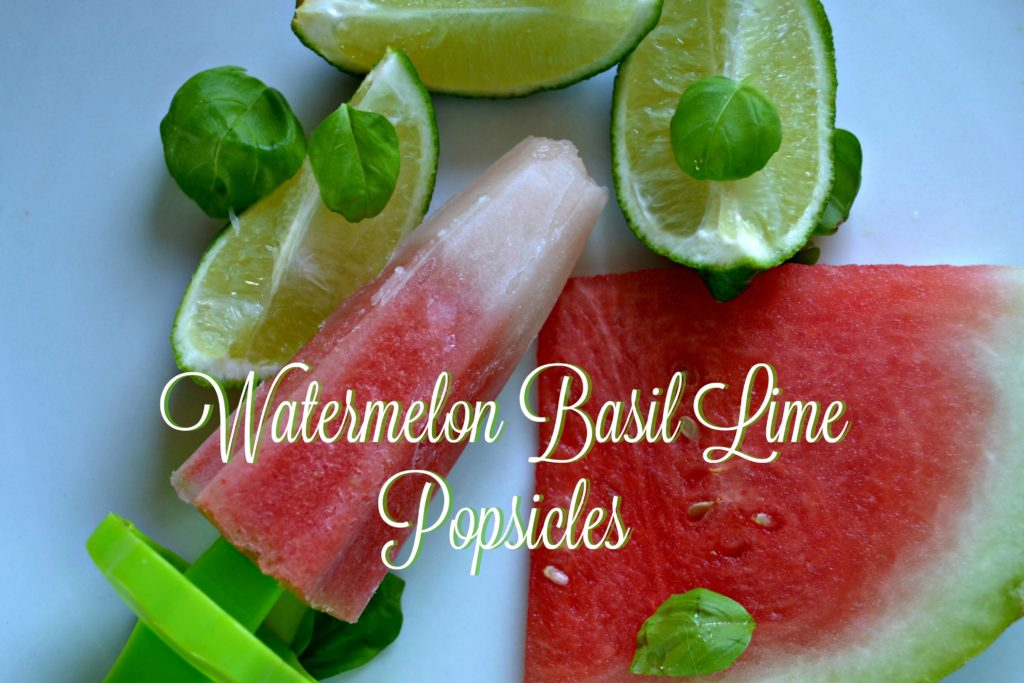 Watermelon Basil Lime Popsicles1