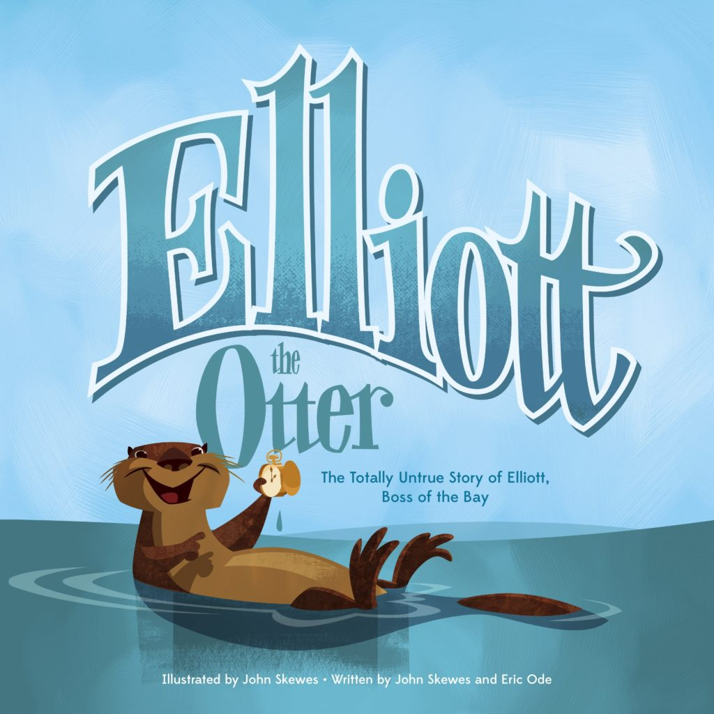 Elliott_the_Otter